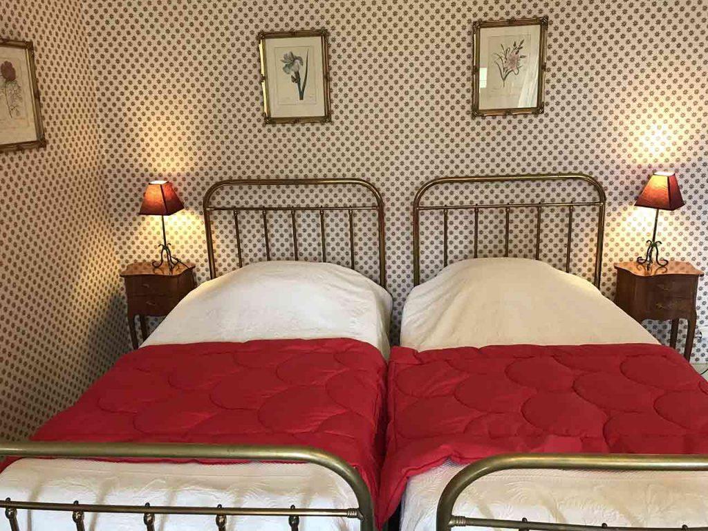 chambre-twin-chateau-ballan
